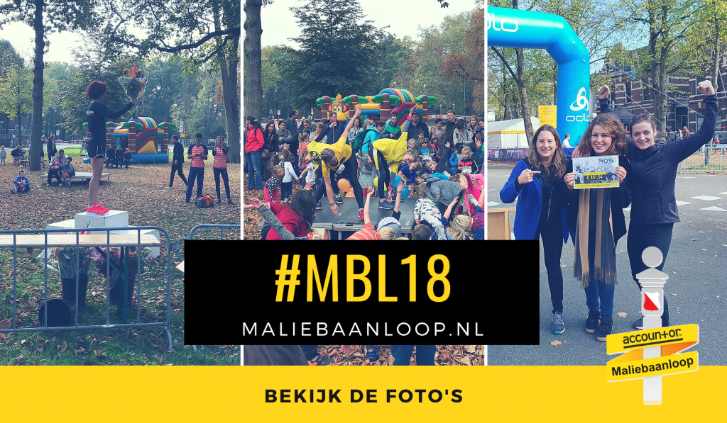 Foto's 34e Accountor Maliebaanloop 2018