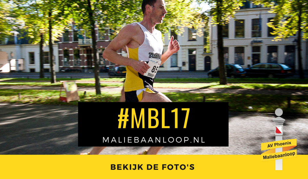 Foto's 33e Accountor Maliebaanloop 2017