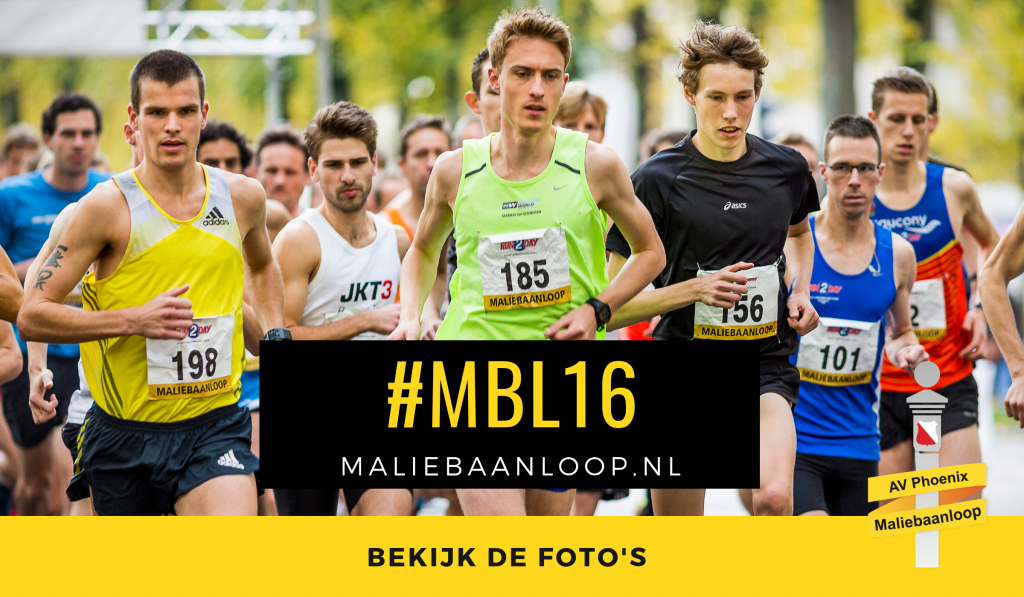 Foto's 32e Accountor Maliebaanloop 2016