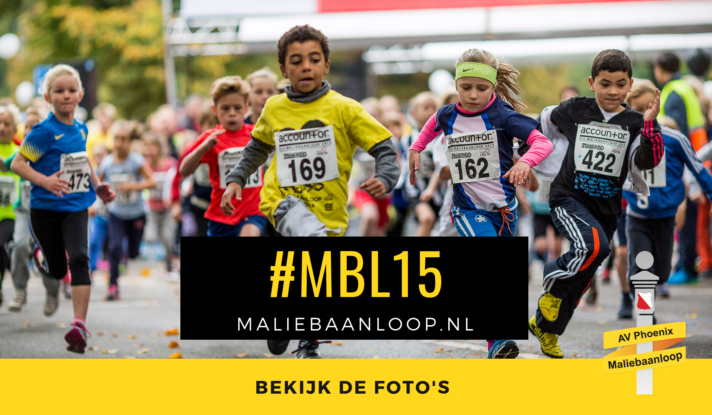 Foto's 31e Accountor Maliebaanloop 2015