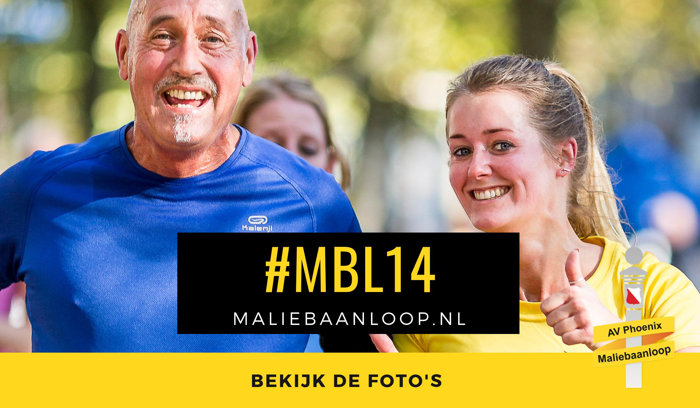 Foto's 30ste Maliebaanloop 2014