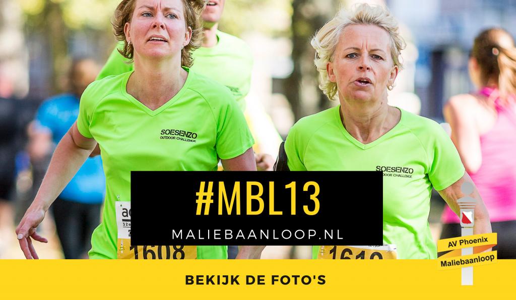 Foto's 29ste Maliebaanloop 2013