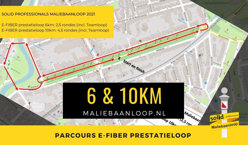 parcours maliebaanloop