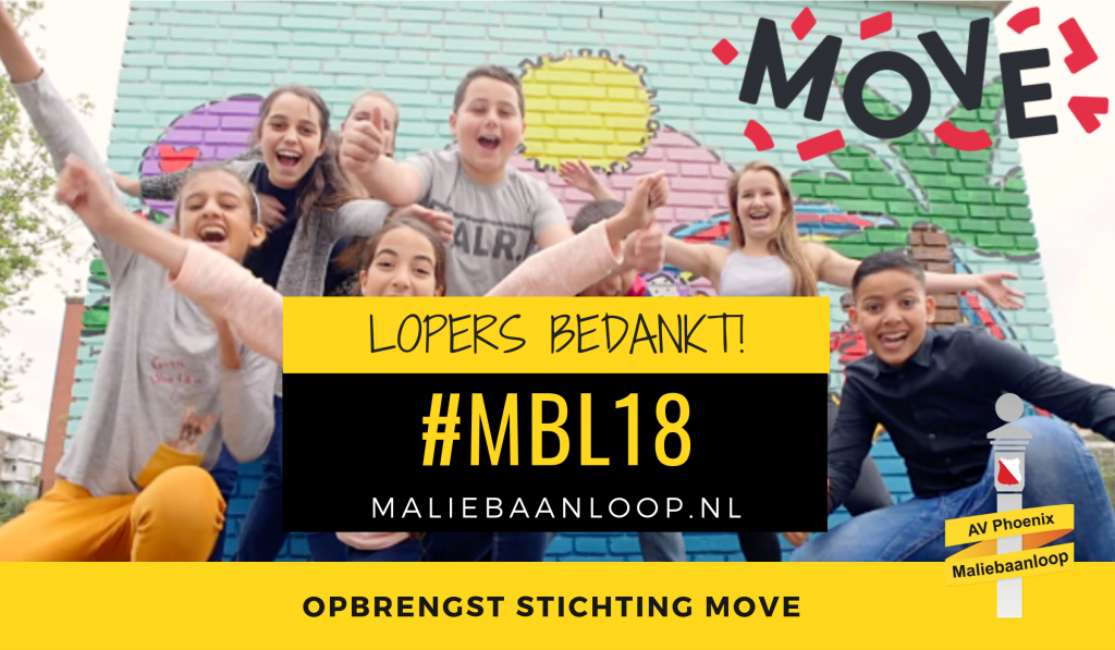 opbrengst stichting move