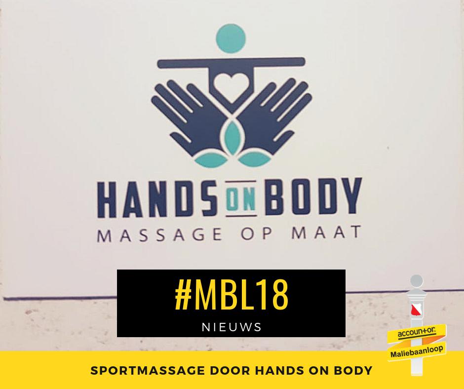 hands on body verzorging maliebaanloop