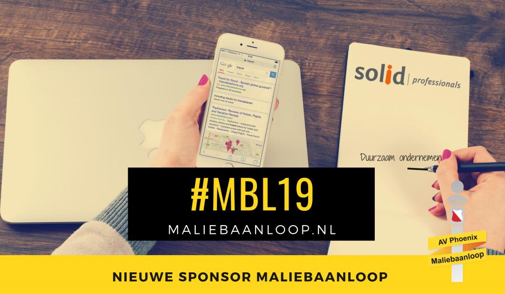 solid professionals sponsor maliebaanloop