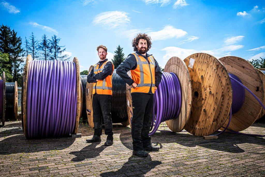 wat is glasvezel-e-fiber-maliebaanloop