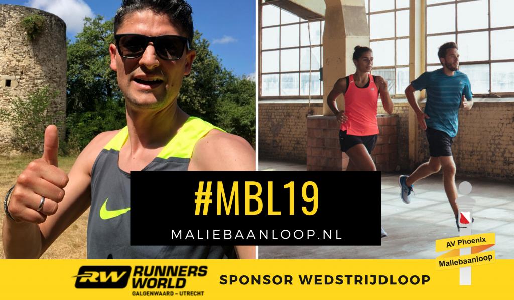 Nieuwe Sponsor Wedstrijdloop: Runnersworld Galgenwaard Utrecht