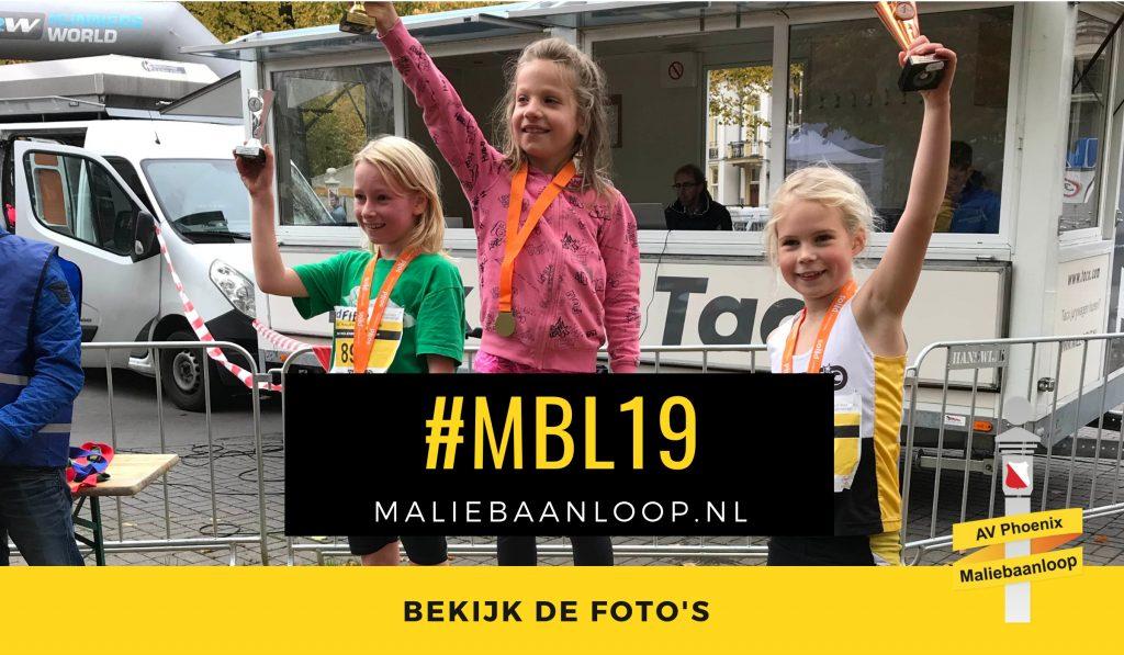 foto's maliebaanloop 2019