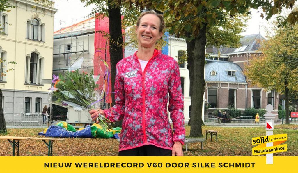 nieuw wereld record door silke schmidt