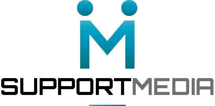 logo support media